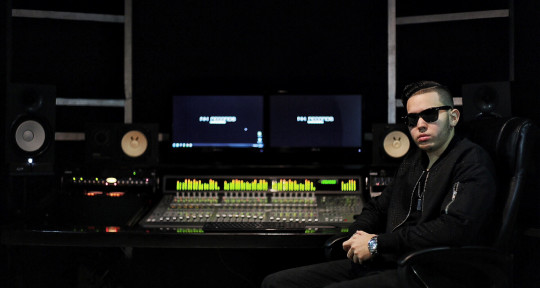 "Music Producer/Mixing Engineer - Edward ""L' Eddy"" Nuñez"