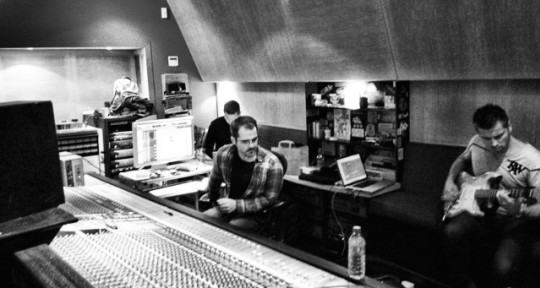 Producer/Mix Eng/Recording Eng - Jake Gordon