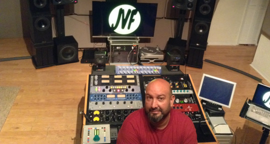 Photo of JVF Mastering