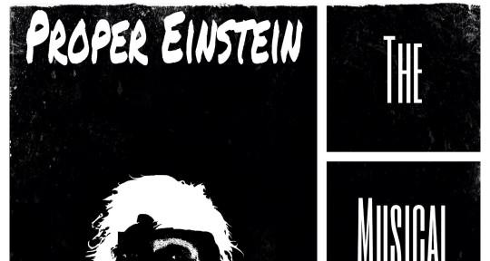 Photo of Proper Einstein