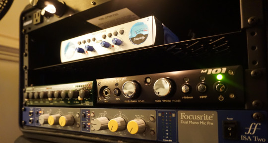 Local&Remote Recording/Mixing - Of All Lies Records