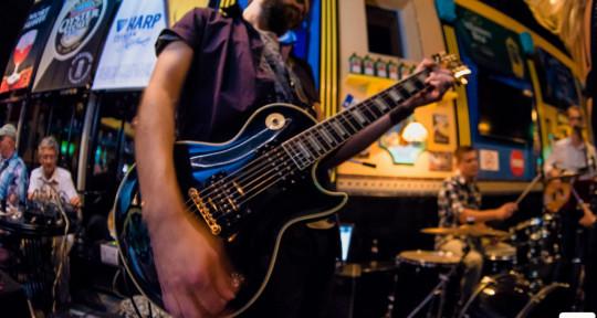 Session Guitarist - Paul