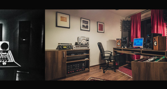 Analog mastering, Mixing - ONLINEMASTERINGSTUDIO.EU