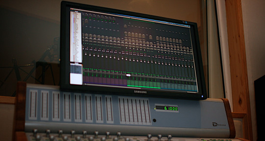 Recording and mixing studio - Jakob Clemen - Superklang