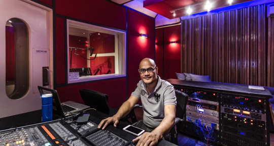 Mixing and Mastering Engineer - Dante B. Tanedo