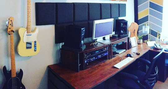 Recording, Mixing, Mastering. - Permanent Youth Recording Co.