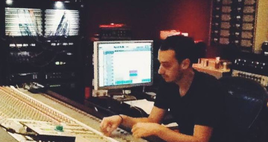 Music Producer, Mixer - Eddie Serafica