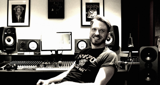 Photo of Phil Kinman - MTR Studios