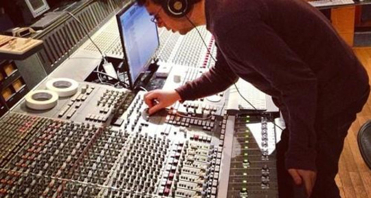 Recording and Mixing Engineer - Irving Gadoury