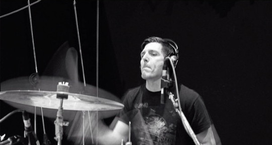 Session Drummer/Percussionist - Gord Robert