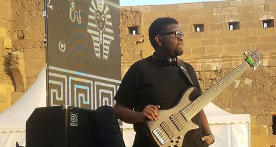 Producer and Bassist - Kevin Powe Jr