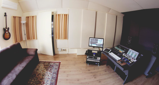 Mastering Studio - Woodpecker Mastering Studio