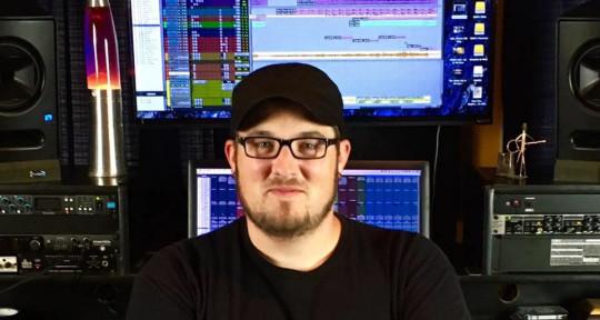 Recording, Mixing & Mastering - Matt McQueen