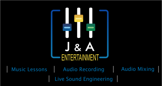 Mixing Engineer, Guitarrist - J&A Entertainment