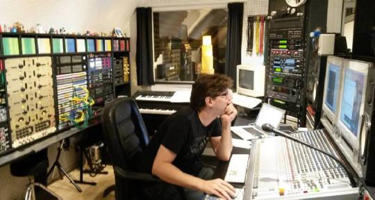 movie composer - Moritz Gaudlitz