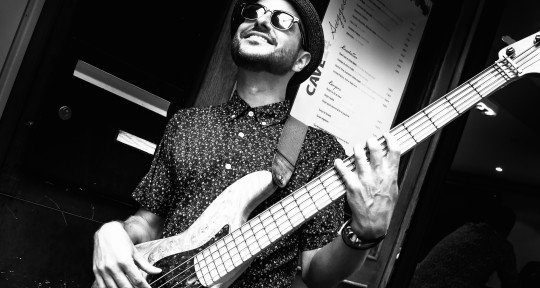Session Bassist - Mike Clairmont