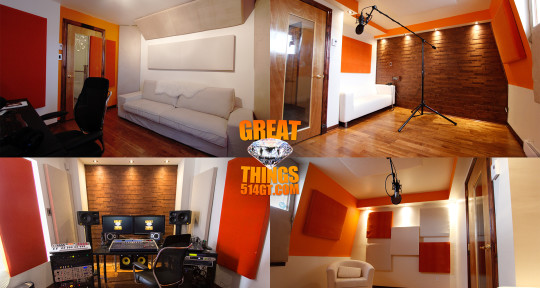 Recording / Mixing / Mastering - Great Things Studios