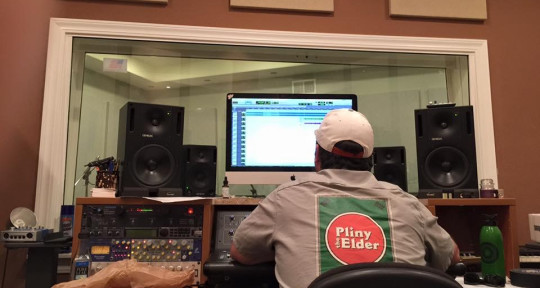 Mixing, Editing, Recording Guy - Kenny1smoke