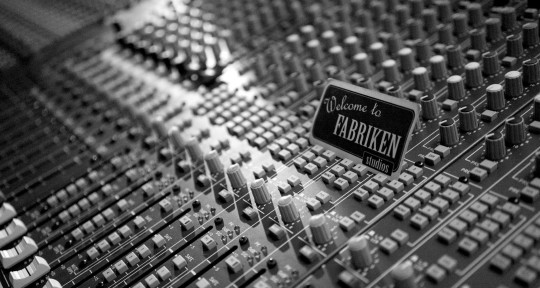 Songwriter, producer, mixer - Fabrikenstudios