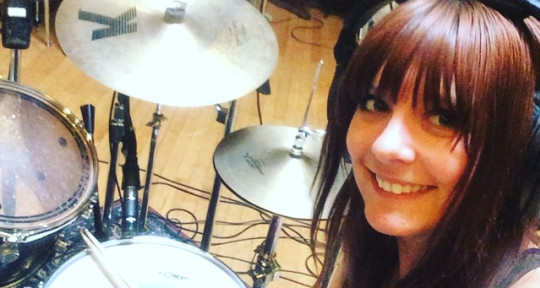 drums, percussion, female vox - Heather Thomas