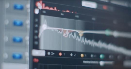 Remote Mixing & Mastering - Cesar C