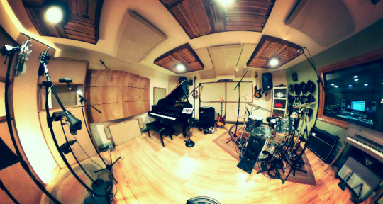 Recording Studio - The People's Music - Studio