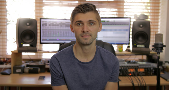 Producer, Singer, Youtuber - Ben Woodward