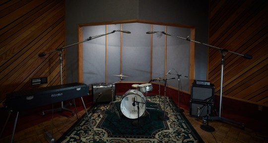 Recording Studio - Revival At The Complex