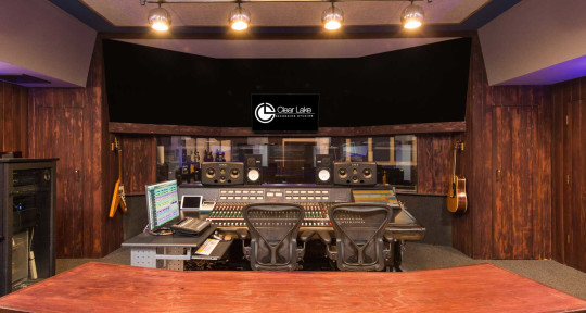 Recording and Mixing Studio - Clear Lake Recording Studios