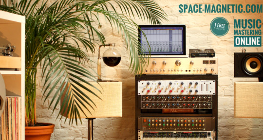 Analog vs Digital Mastering - Space-Magnetic Mastering