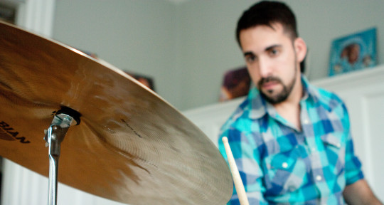 Drummer and Percussionist - Anthony Freda