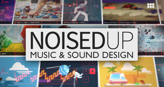 Trailer Mixing & Sound Design - NOISEDUP Studio