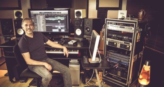 Music Production/ Muscian - Jim Frazier