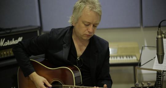 Session Guitarist/ bass player - James Nisbet