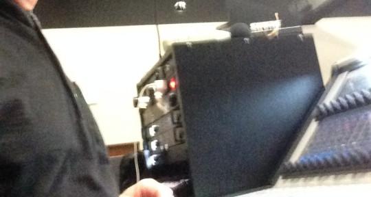 Rec Studio & Live Engineer - Todd Eckhart
