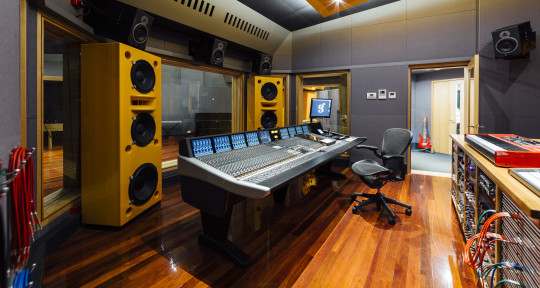 One stop shop! - Ginger Recording Studios