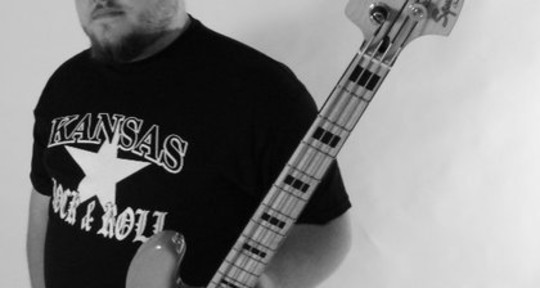 Songwriter, Session Bassist - Chuck Pain