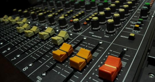 Recording - Mixing - Mastering - Damian Gagliardi