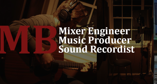 Music Producer/Mix Engineer.  - Manuel Betanzos