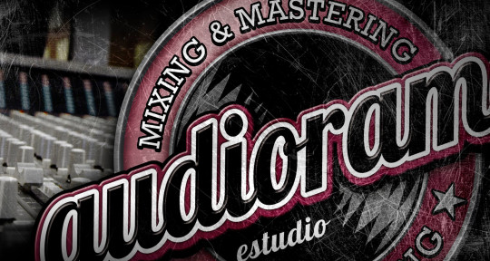 Recording Studio Rock & Metal - Audiorama Studio - Javier Rond