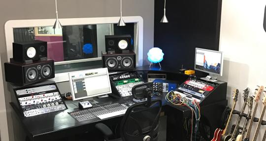 Producer, Engineer, Composer - Luke Jackson
