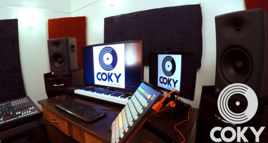Mixing Recording MusicProducer - Coky Audio Works