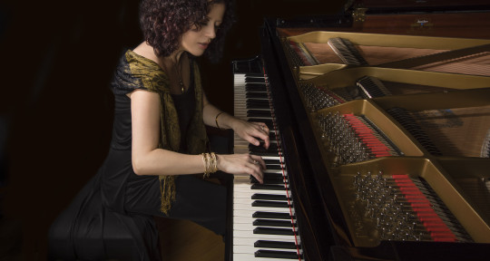 Pianist, composer, songwriter - Milana Zilnik