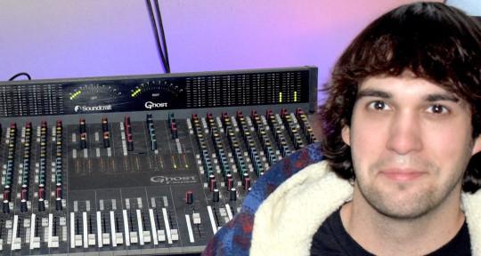 Audio Engineer, Music Producer - Mike Whetzel