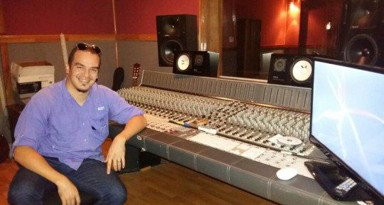 Mixing and mastering - Diego Gutierrez