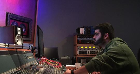 Audio Engineer/Producer - Joe Totino Music