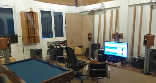 Mastering & Mixing - Luiz Tornaghi