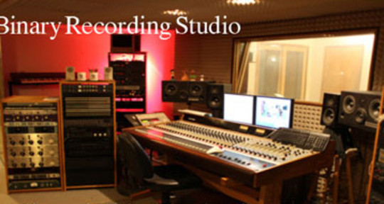 Audio Video Recording Studio, - Binary Recording Studio