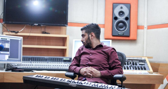 Music Producer , Rapper  - Mohammed Elsusi