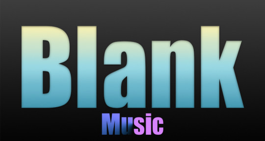 Music Producer & Songwriter - Blank The Producer